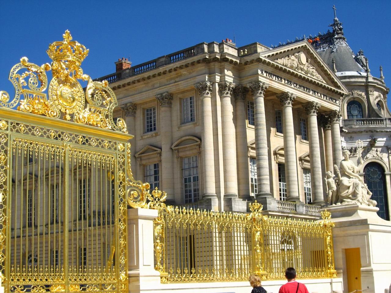 Versailles Paris Inside Paris Panorama City-versailles