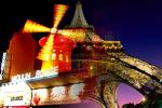 Dinner Eiffel Tower + Cruise + Moulin Rouge: 337€